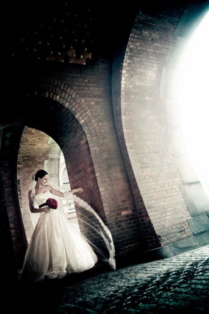 kreative bryllupsfoto Herning