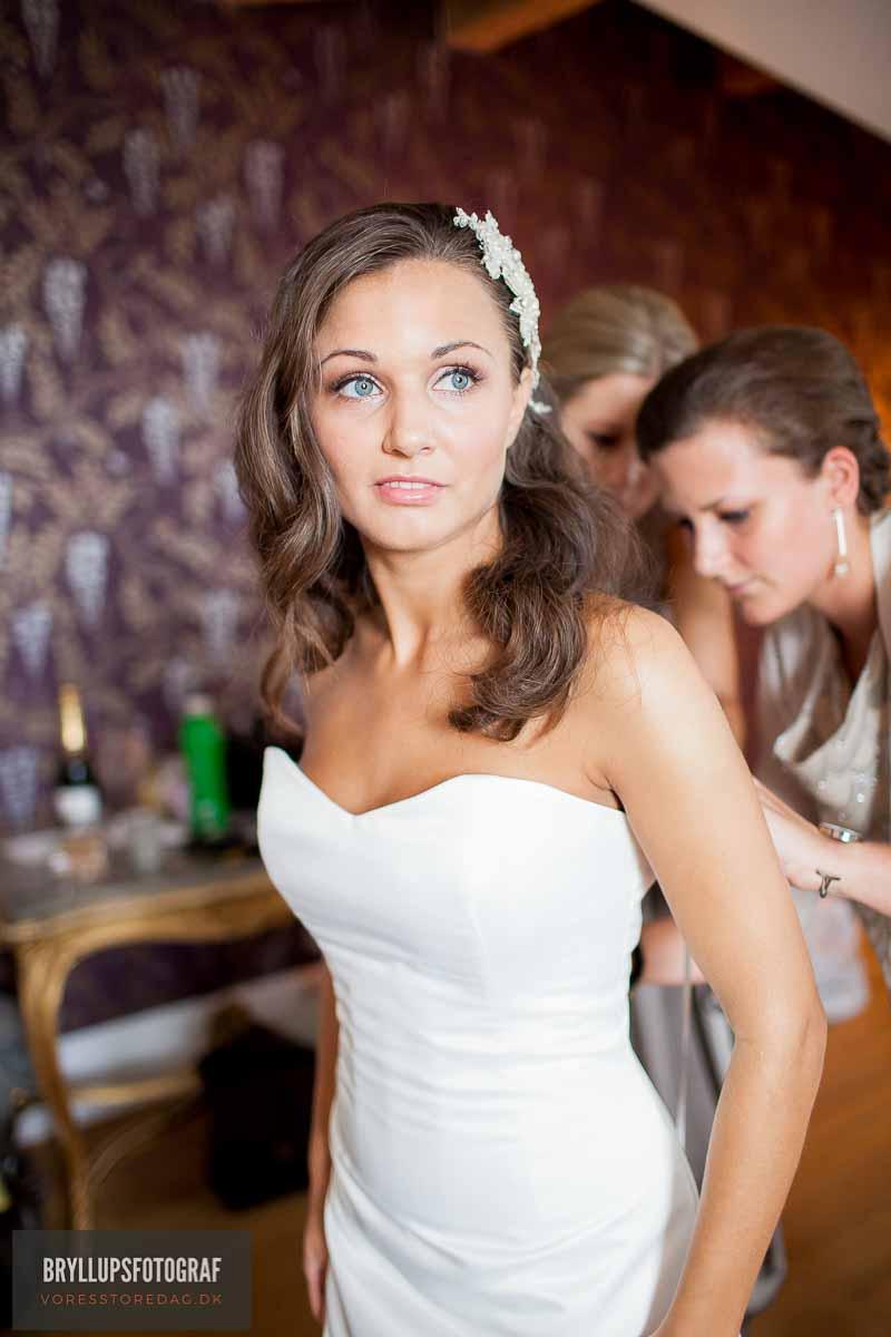 bryllup Herning
