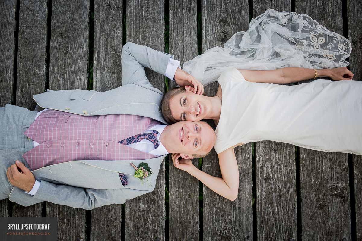 bryllups billeder i Herning