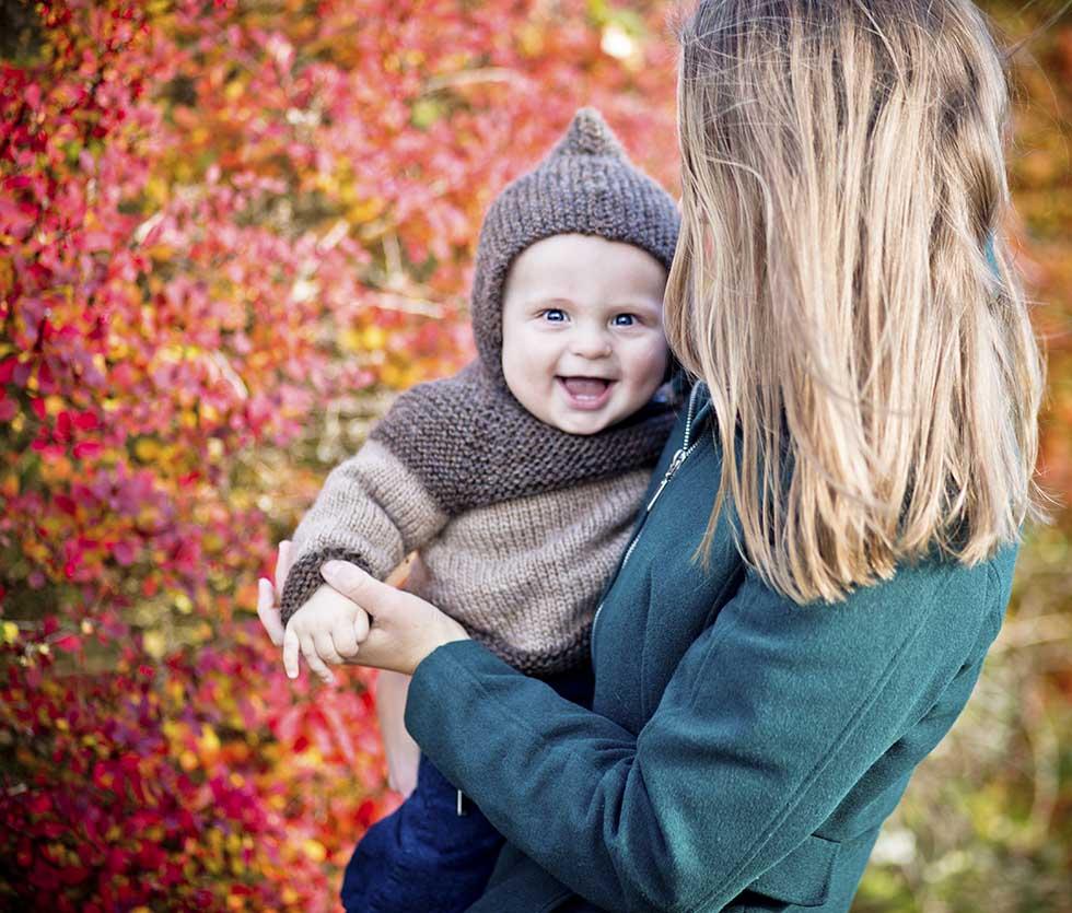 Familiefotografering er lidt ligesom portrætfotos Herning