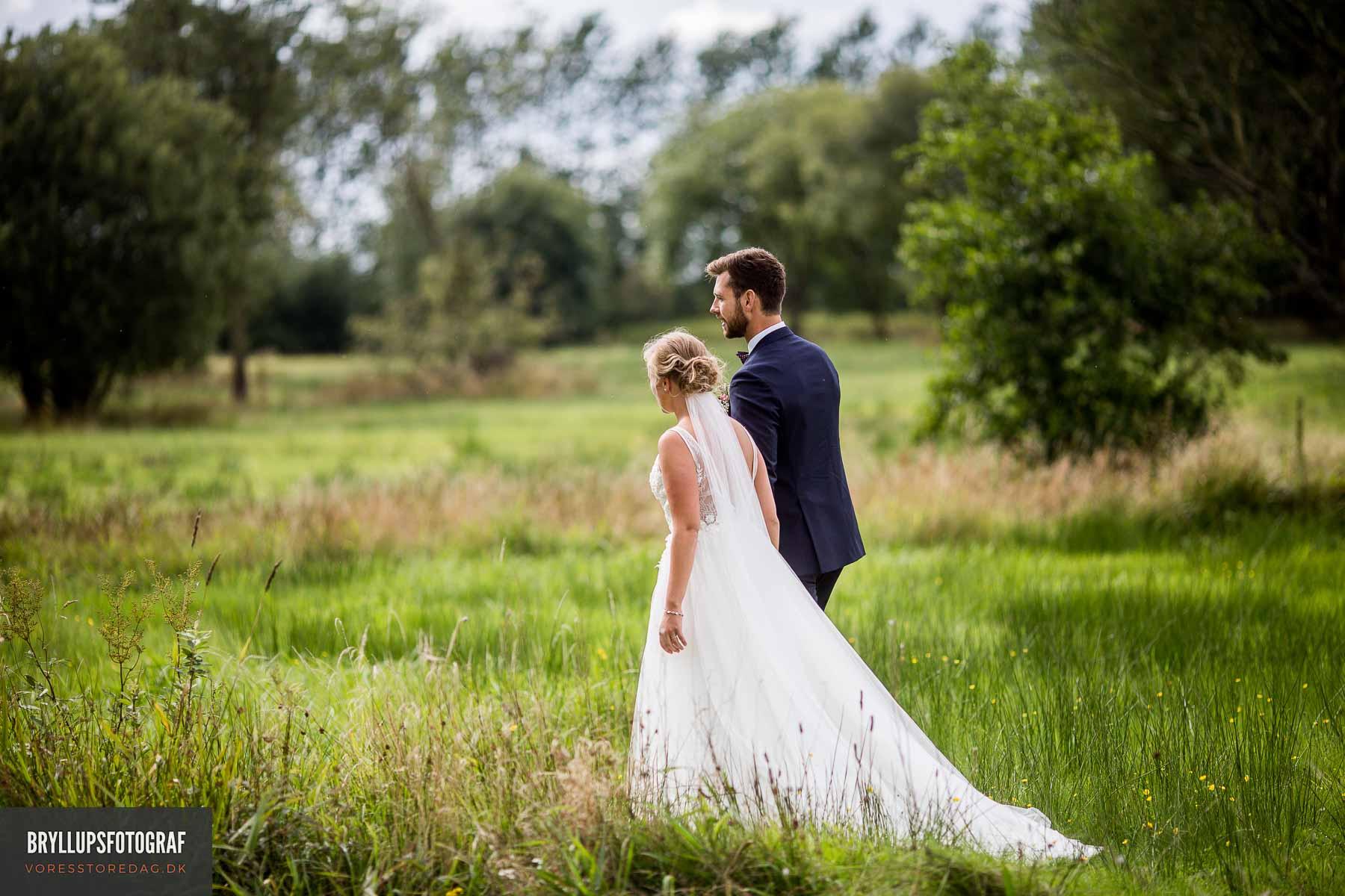 billig bryllupsfotograf midtjylland
