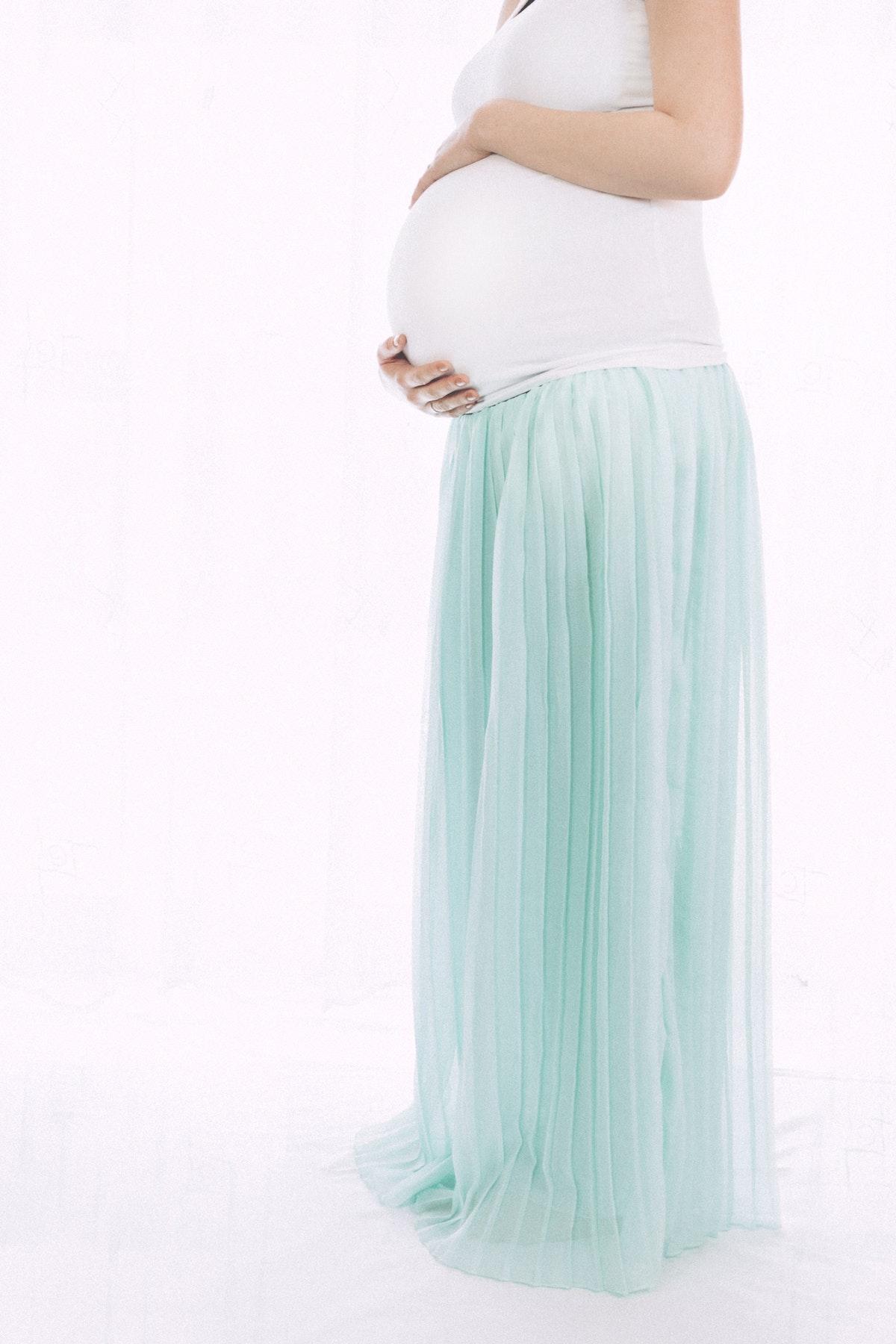Få foreviget din graviditet med et smukt portræt Herning