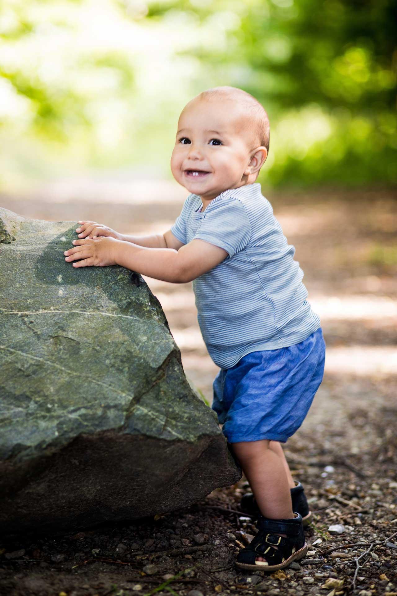 Flere billeder af portrætbilleder børn