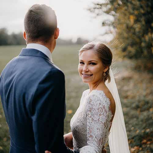 bryllupsfotografi Herning